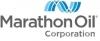 Marathon Oil Ticker Logo